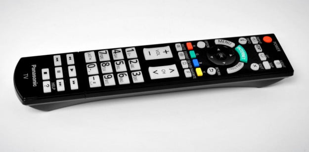 Panasonic VIERA TC P55ST50 review 3d plasma tv remote control