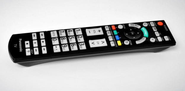 Panasonic VIERA TC P65ST50 review 3d plasma tv remote control