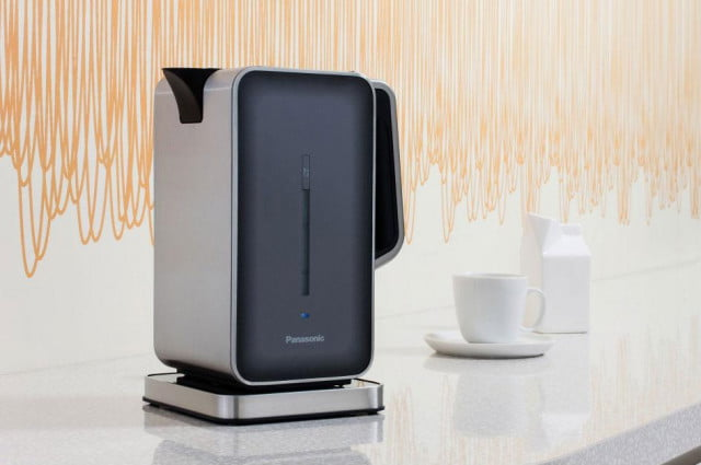 panasonic nc zk  coolest kettle block just happens look like