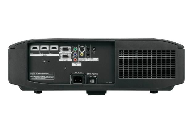 best home theater projectors panasonicptae