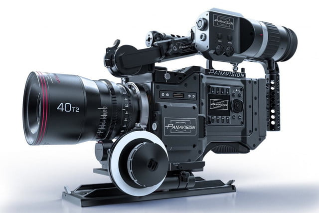 panavision  k dxl cineam camera cropped