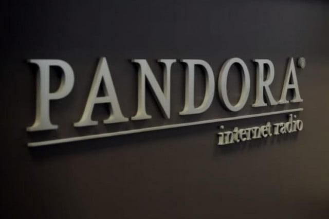 pandora is losing ground in the music streaming war thanks part to apple desk logo