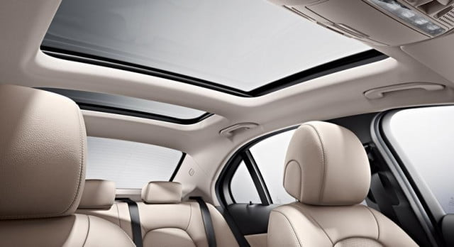 mercedes benz panoramic shattering roof owner reports pictures