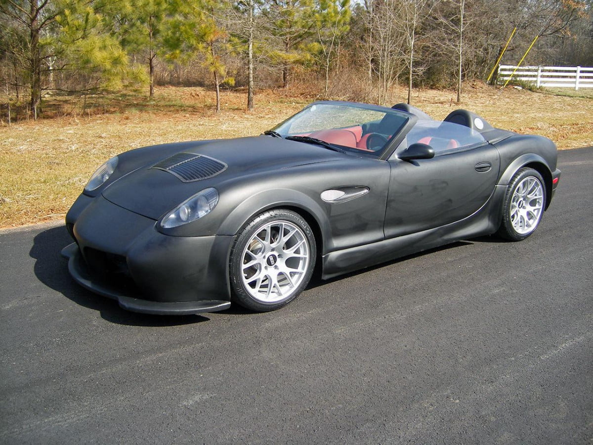 panoz celebrates  years with esperante spyder and gt