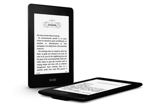 amazon doubles internal storage within kindle paperwhite