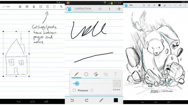 Papyrus-Android-apps-screenshot