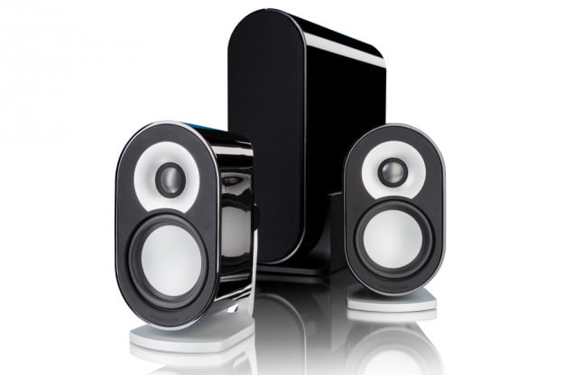 Paradigm Millenia CT speakers and subwoofer speaker system