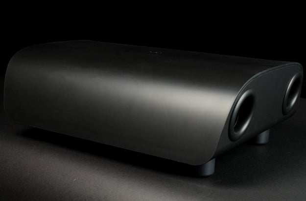Paradigm Sound System review subwoofer angle