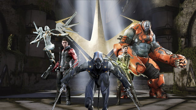 epic games free to play multiplayer paragon