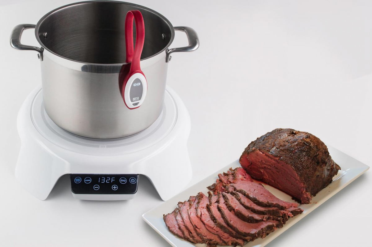 firstbuilds paragon is a  inch induction cooktop sous vide