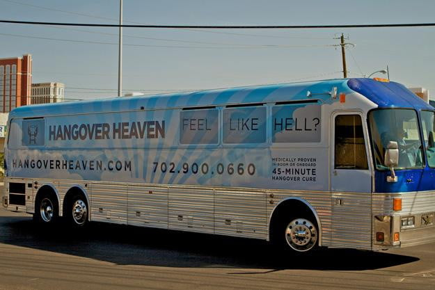 Party-too-hard-and-feel-like-hell-Hop-aboard-Vegas'-Hangover-Heaven-bus