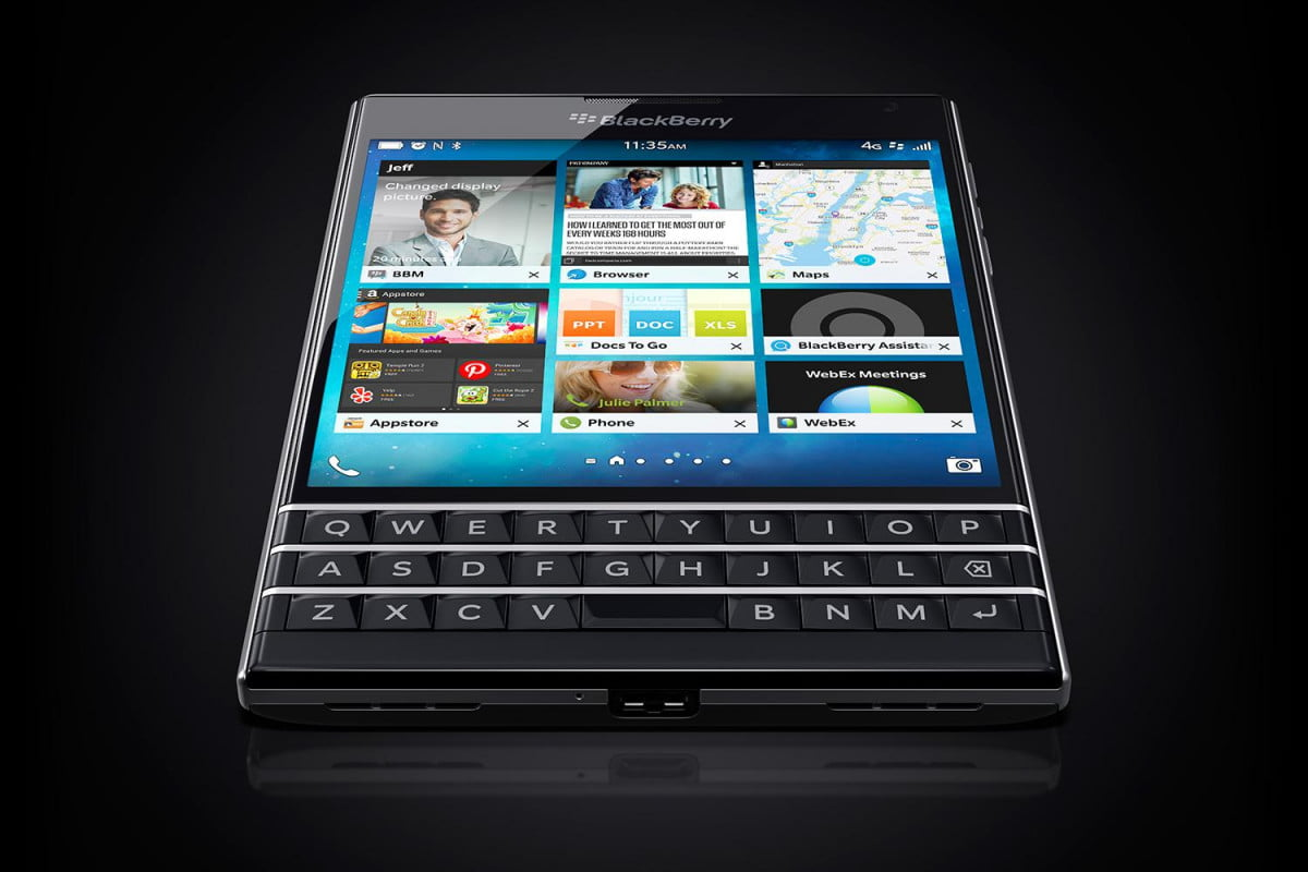 swap your iphone for a passport and blackberry will give you up to  black lean