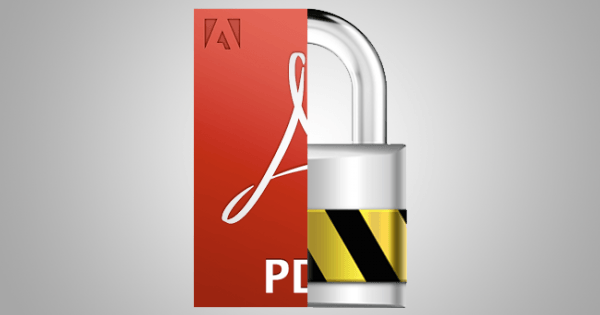 how to un password protect a pdf