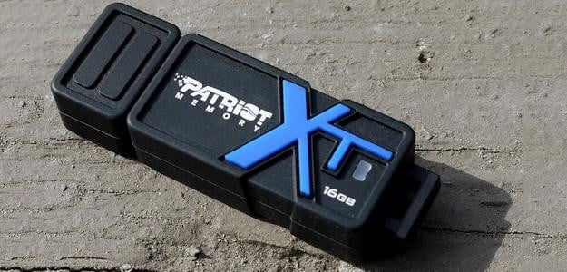 patriot USB 3.0 drive PC peripheral