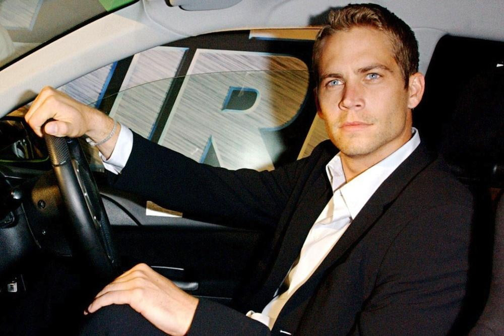 paul walker fast furious fame killed car crash waler