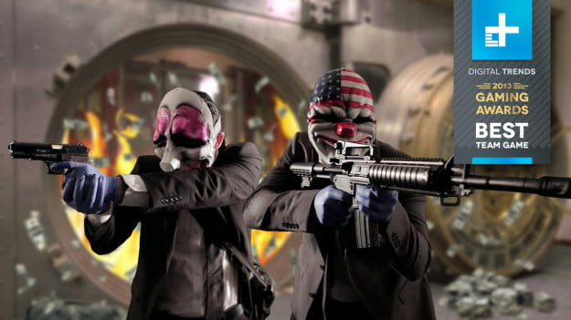Payday 2 - Best team game