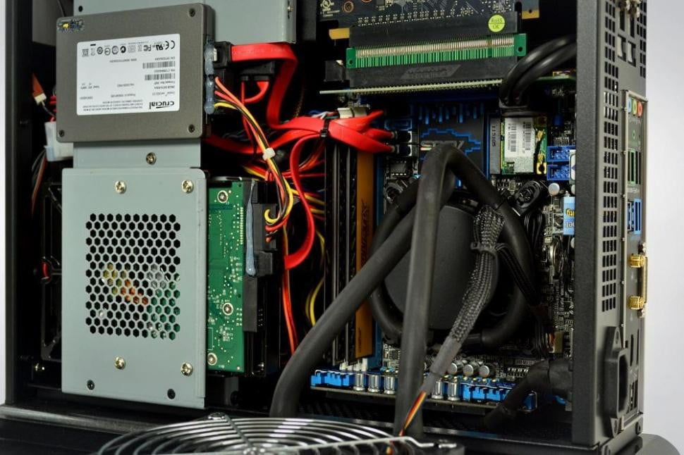 PC Parts Scrounging