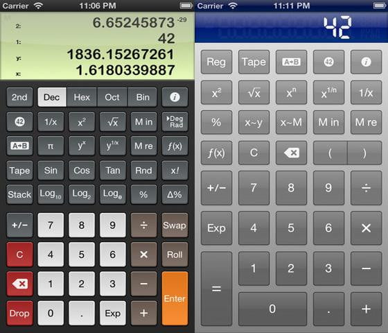 Pcalc-screenshot