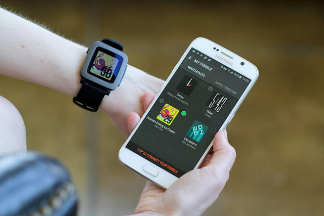 best pebble apps time