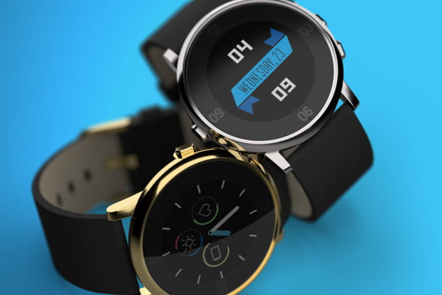 pebble time round limited edition launch