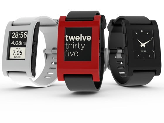 Pebble Watch (alternate)