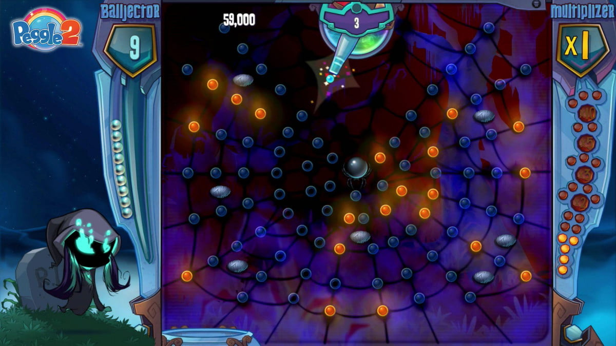 peggle  evolves addiction new masters fresh challenges