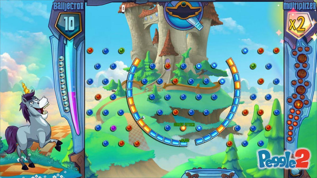 peggle  xbox one release delayed date