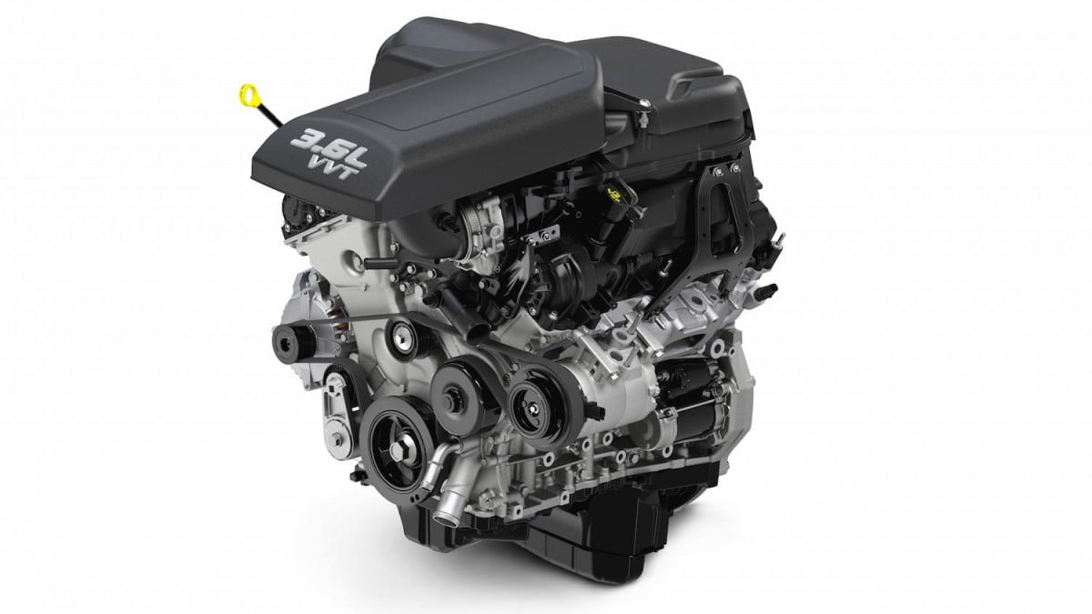 chrysler pentastar v  to get turbocharging and direct injection for better gas mileage (with cover)
