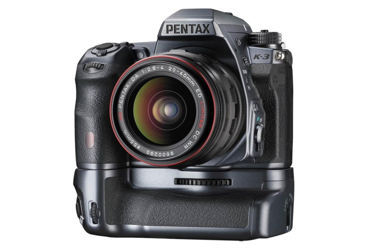pentax marks success k  dslr limited presitge edition prestige