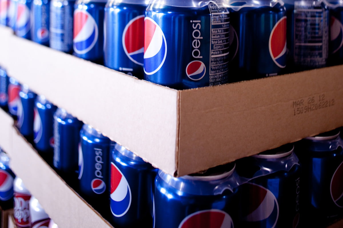 is the world ready for a pepsi phone cola