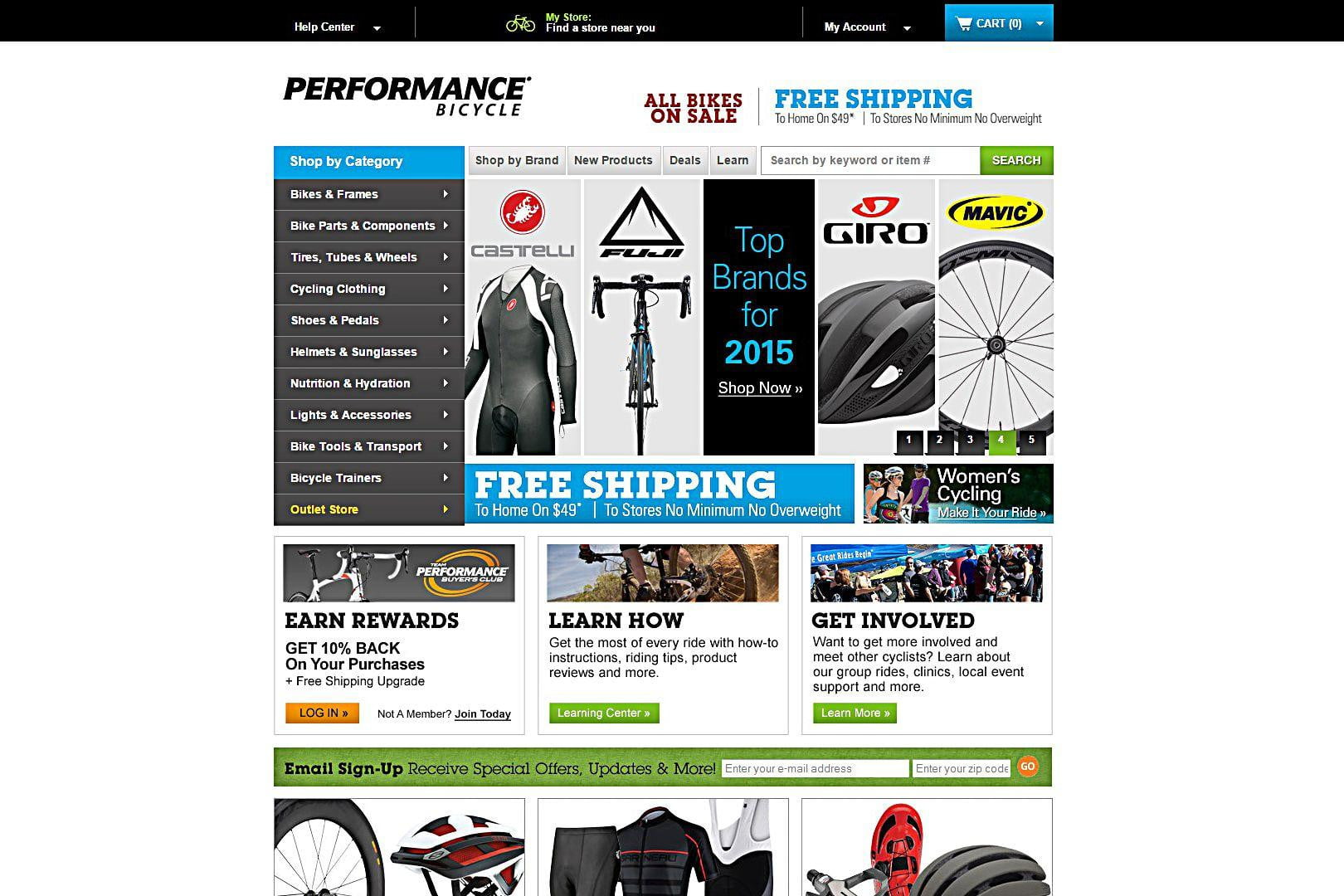 Performance Bicycles