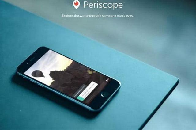 periscope hits  m sign ups though apparently its all about time watched android app on google play
