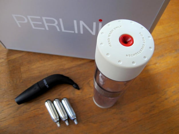 Perlini Cocktail Carbonator review set alcohol drink maker