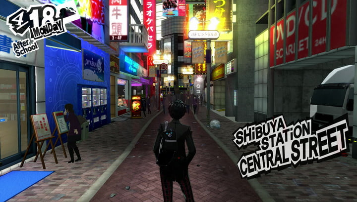 'Persona 5' Hands On