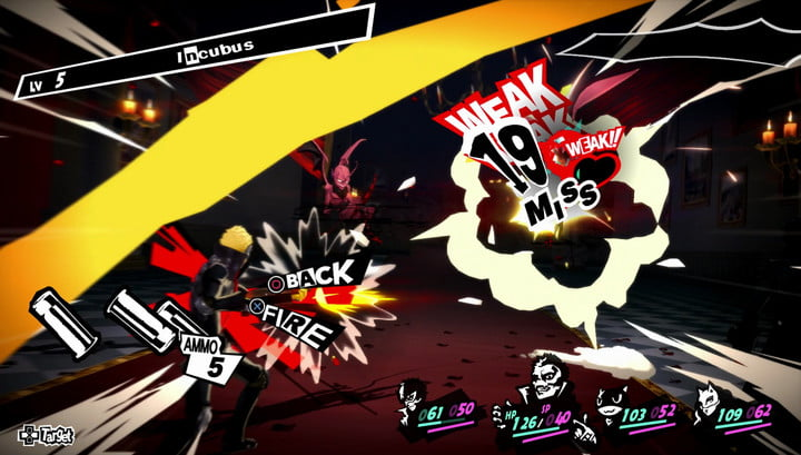persona  first impressions hands on