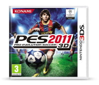 Pro Evolution Soccer 2011 3D Review