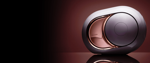 Devialet adds a touchof real gold to itsnew flagship speakers