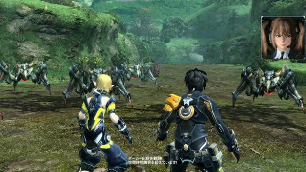 Phantasy Star Online Open Beta starts in June