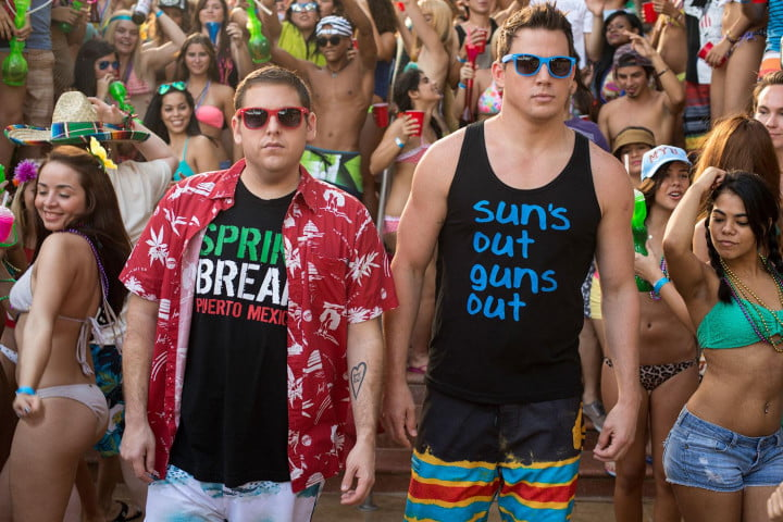 phil lord chris miller leaping animation jump street