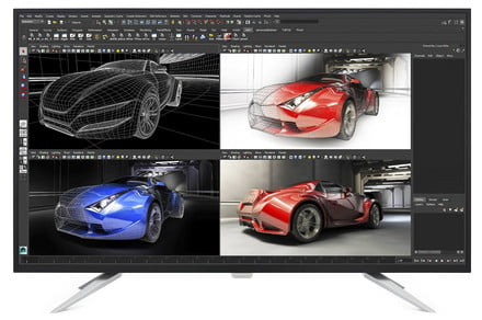 Philips debuts a new 43-inch,