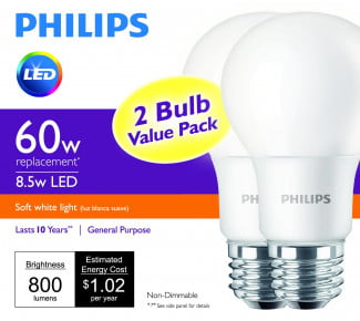 Philips 60W A19_2
