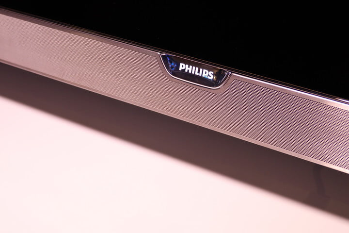 philips  f oled tv unveiled