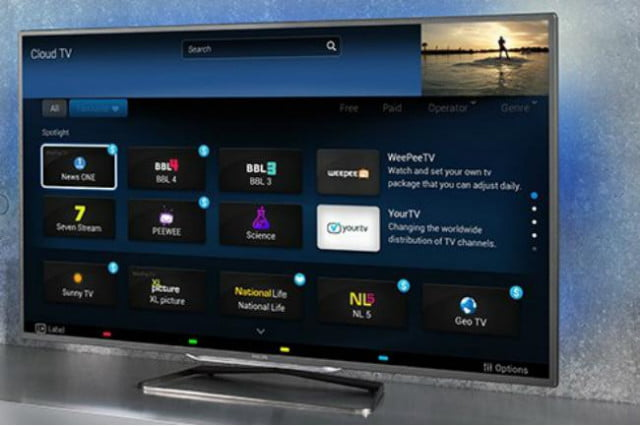 philips promises hundreds of channels with new cloud tv service ifa