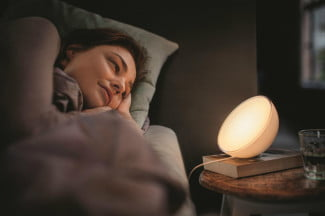 Philips Hue Go Bed