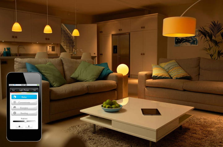 philips hue review light recipe relax