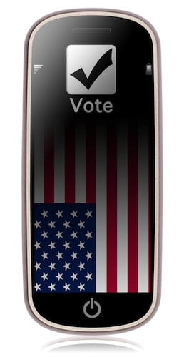 Phone vote (shutterstock wiml)