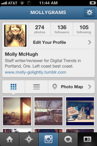 new instagram profiles
