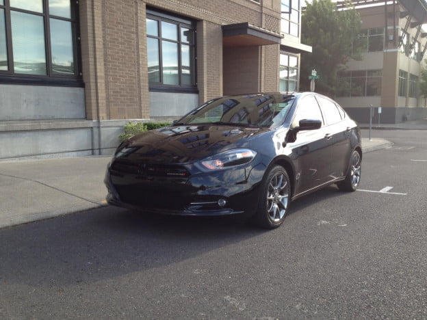 2013 Dodge Dart first drive impressions