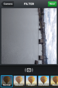 landscape instagram video