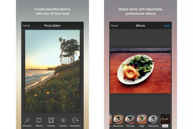 Photo Editor by Aviary Photo